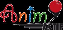 Logo Anim'ACTIF